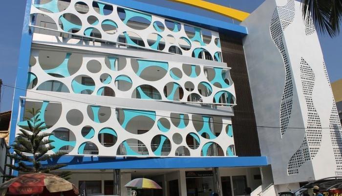 Grand Aquarium Hotel Pangandaran - Tampilan Luar Hotel