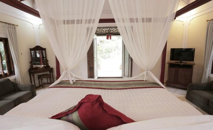 RedDoorz @Bidadari Seminyak Bali - Kamar tamu