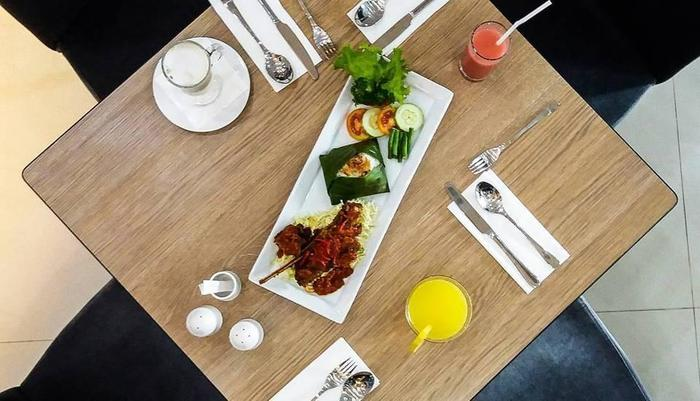 Grand Serela Hotel Yogyakarta - Restoran
