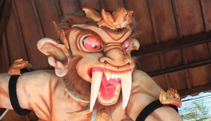 Soka Indah Bali - Museum Ogoh - Ogoh