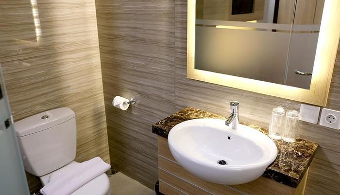 Grand Citihub Hotel Panakkukang - Nano Room