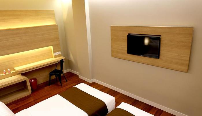 Grand Citihub Hotel Panakkukang - Superior Twin