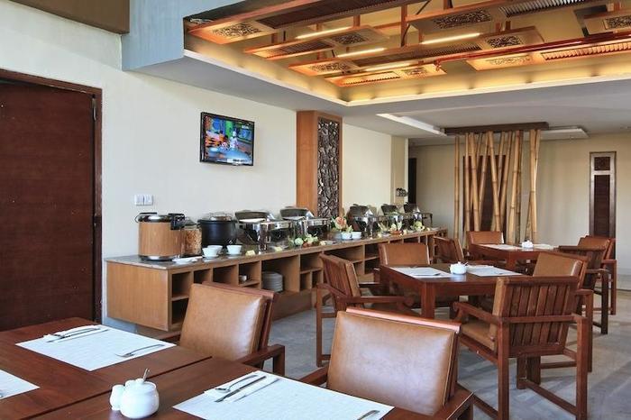 Cipaganti Legian Hotel Bali - Buffet