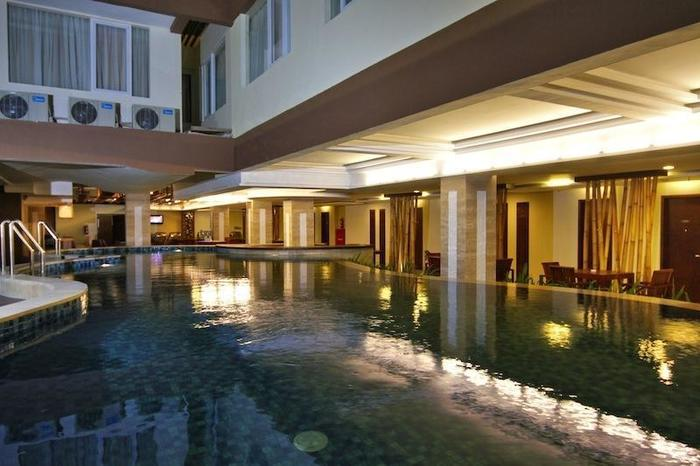 Cipaganti Legian Hotel Bali - Kolam Renang