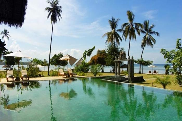 Hotel Tugu Lombok - Kolam Renang