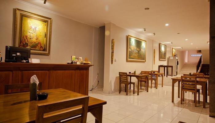 Gana Inn Legian - Restaurant