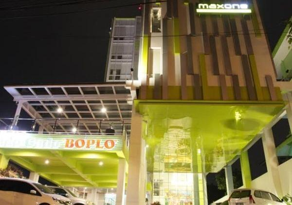 MaxOneHotels at Kramat Jakarta - aaa