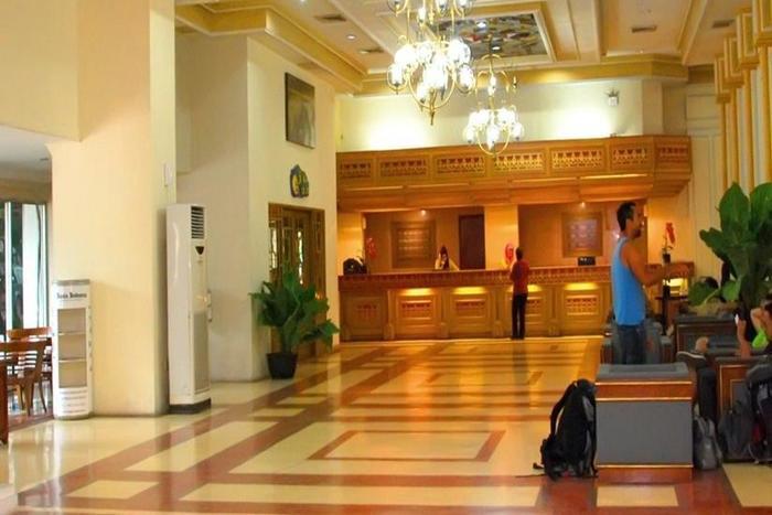 Hotel Inna Dharma Deli Medan - Lobi