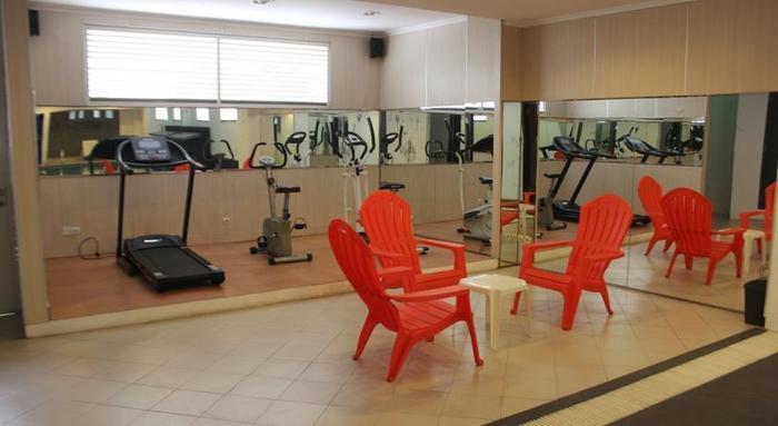 T Hotel Jakarta - Gym