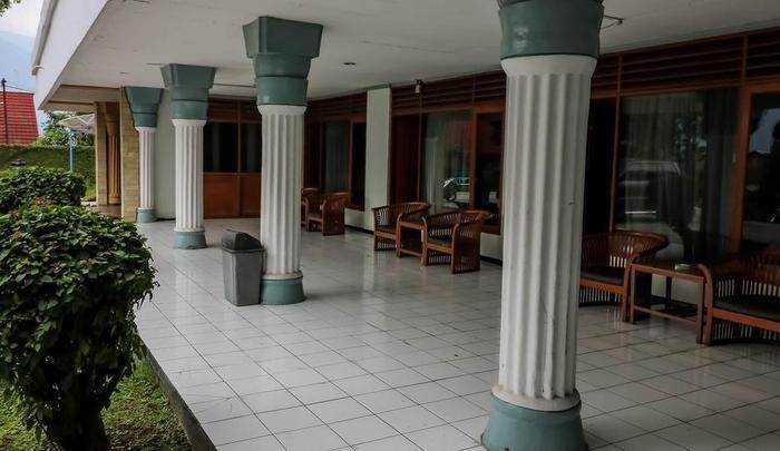 NIDA Rooms Bogor Cisarua Mawar Bogor - Eksterior