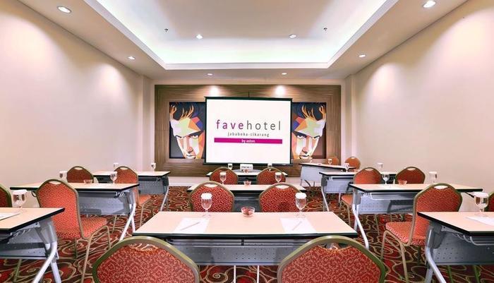 fave hotel Cikarang - Meeting Room