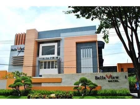 Hotel Belle View Semarang - Tampak luar