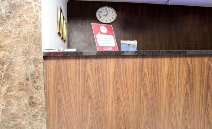 NIDA Rooms Kemayoran Predent Palace - Resepsionis