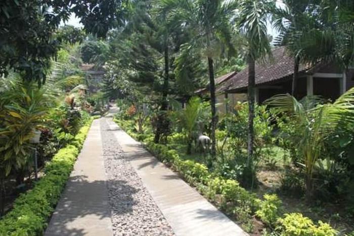 Hotel Bumi Aditya Lombok - 1 Taman