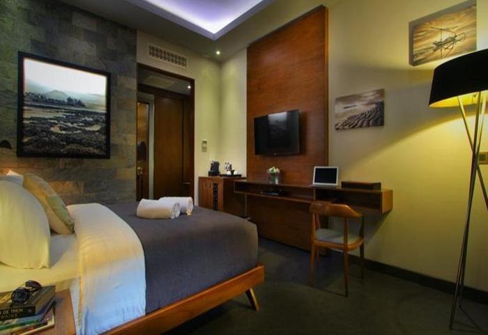 Akana Boutique Hotel Sanur Bali - Kamar tamu