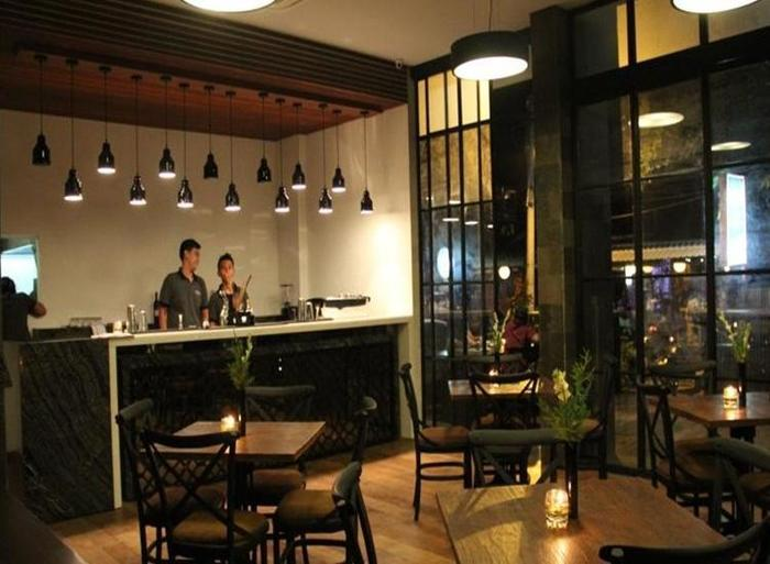 Akana Boutique Hotel Sanur Bali - Bar
