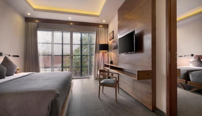 Akana Boutique Hotel Sanur Bali - Kamar Superior dengan kamar terhubung