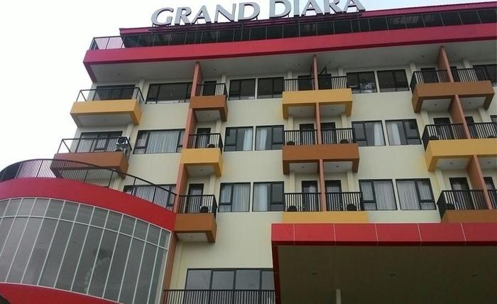 Grand Diara Hotel Bogor - Eksterior