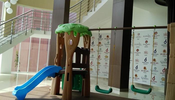 Grand Diara Hotel Bogor - tempat bermain anak anak