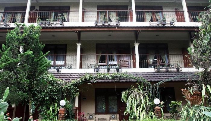 Taman Sari Hotel & Resort Sukabumi  Sukabumi - Appearance