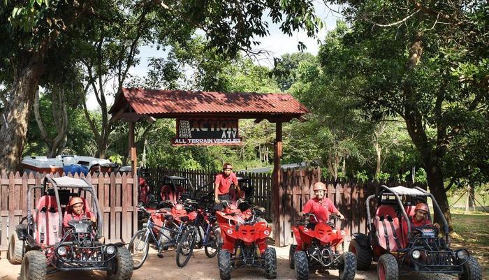 Nirwana Resort Hotel Bintan - Action ATV