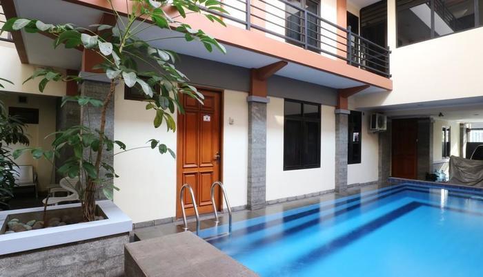 FR Guest House Jakarta - pool 2