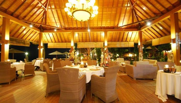 Puri Mas Boutique Resort & Spa Lombok - Restaurant