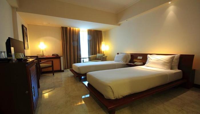 Grand Surya Hotel Kediri - Room