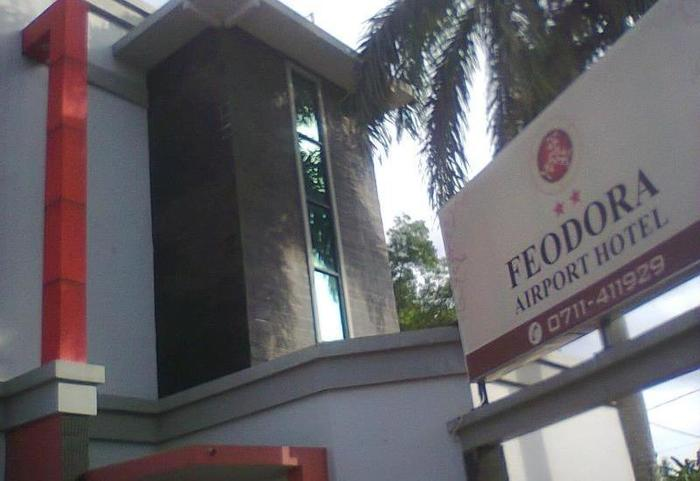 Feodora Airport Hotel Palembang - Hotel Building