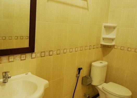 Feodora Airport Hotel Palembang - Kamar mandi