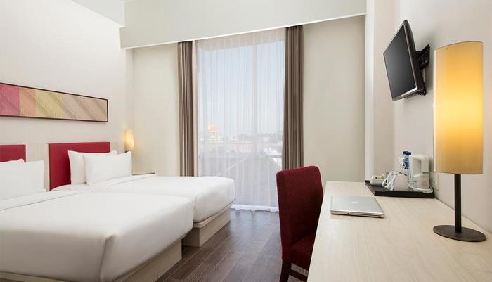 Hotel Santika Pekalongan - Kamar Superior Twin