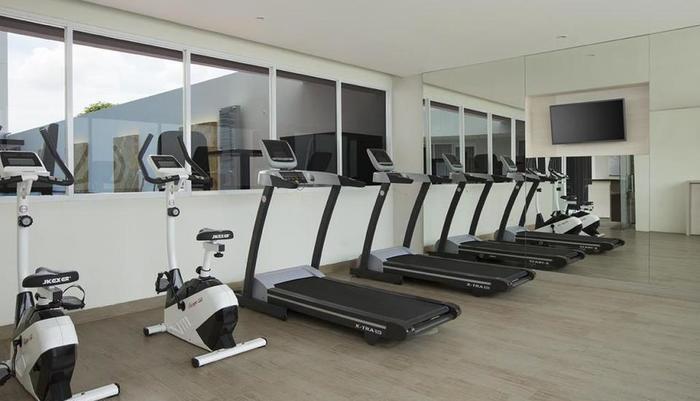Hotel Santika Pekalongan - Fitness Center