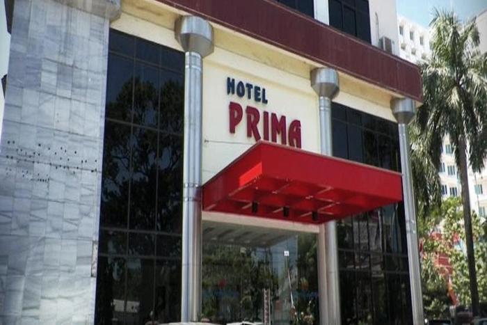Hotel Prima Makassar - Tampilan Luar Hotel