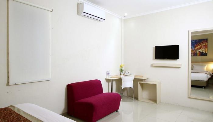 Laxston Hotel Jogja - Kamar Executive doubel
