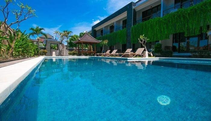 Sri Kandi Inn By Gamma Hospitality Bali - Pool