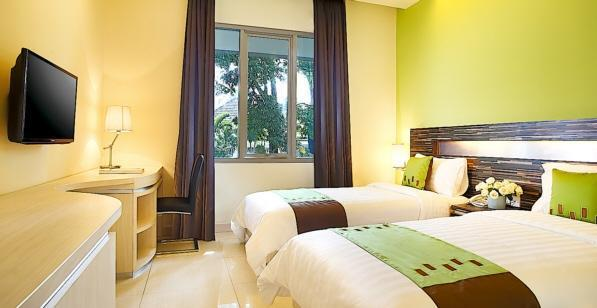 Patra Comfort Bandung - Superior Twin