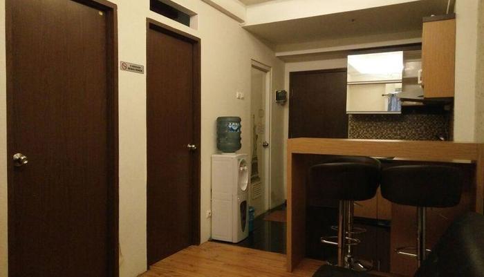 Apartemen The Suites Metro Yudis Buah Batu - 2 Bedrooms for 3 persons