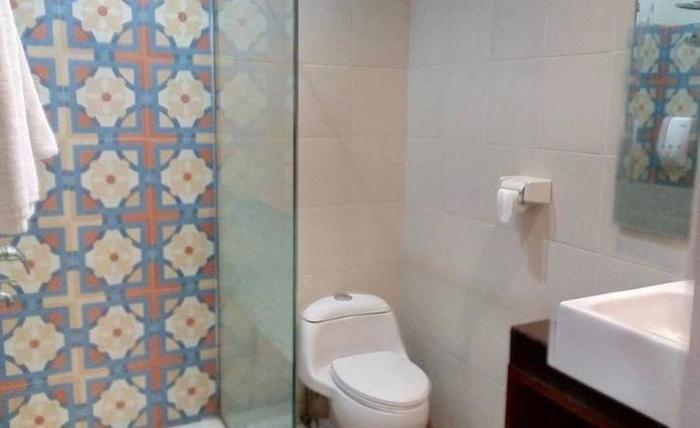 Hotel Selecta Malang - Kamar mandi