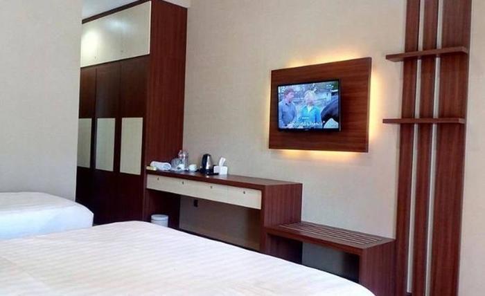 Hotel Selecta Malang - Kamar tamu