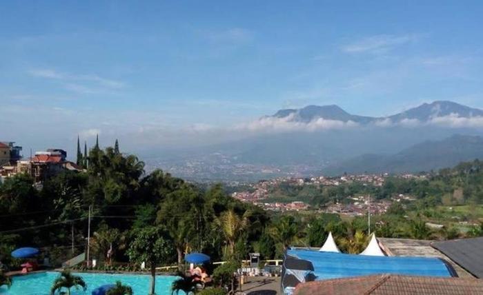 Hotel Selecta Malang - Pemandangan