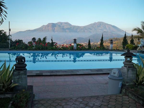 Hotel Selecta Malang - View