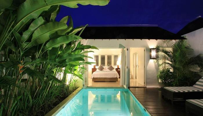 Astana Kunti Villa Bali - Kolam Renang