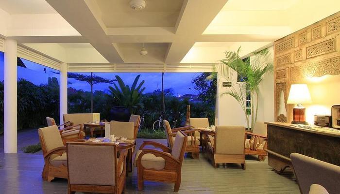 Astana Kunti Villa Bali - area umum