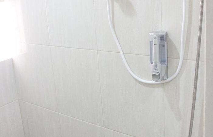 Permata Inn Medan - Kamar mandi