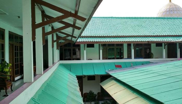 Hotel Asri Graha Jogja - Pemandangan Pagi