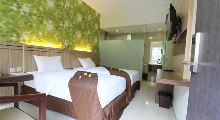Morina Smart Hotel Malang - Kamar