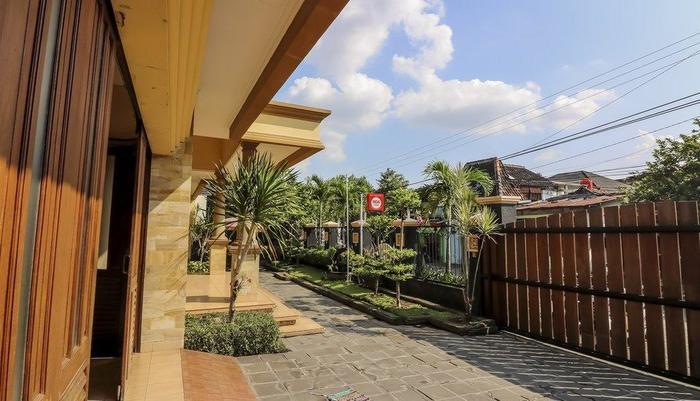 NIDA Rooms Yogyakarta Cantel Umbulharjo - Eksterior