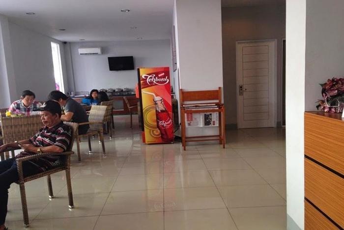 Apita Express Cirebon - Ruang Tamu