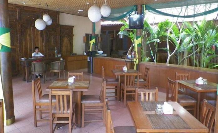 Nyiur Indah Beach Hotel Pangandaran - Restoran