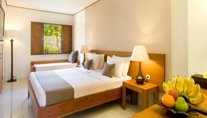 Nyiur Indah Beach Hotel Pangandaran - Deluxe Double Upper Floor